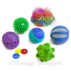 1 Grip It Tactile Sensory Ring fidget autism anxiety classroom occupational