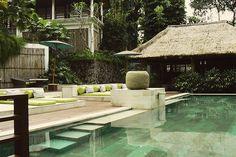 Purist villas ubud Bali