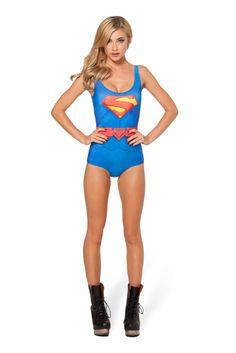 Superman Cape Suit