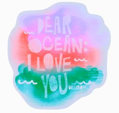 yep, I truly do. don't think I could live without one beside me! by Billabong.