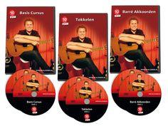 De leukste snelste en meest complete online gitaar cursus. Michel Penterman is het bekende gezicht achter de gitaarlessen van gitaarles.nl . Op Youtube zijn zijn video's meer dan 2.500.000 keer bekeken, hij behaalde De Telegraaf, Radio 538, NOSop3, RTL's Editie NL en nog veel meer media met zijn sympathieke en uitgebreide methode. Meer dan 4.000 klanten leerden in korte tijd succesvol gitaar spelen met zijn uitgebreide pakket. Met 3 cursussen (Basis voor Beginners, Tokkelen voor rond het…