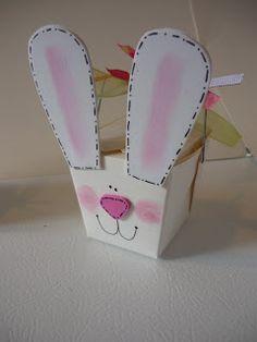 Easter Treat Box Tutorial