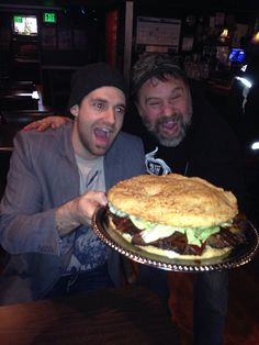 big ugly burger calories