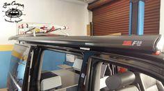 Instalación toldo en VW T5
