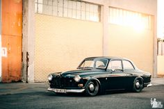 groundclearance:  learmiller:  @Keith Ross 's 1966 Volvo 122.