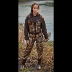 Women's Waders by She Apparel - Women's Duck Hunting Waders. Your best source for Women's Waterfowl Waders by She Outdoor Apparel Waterfowl Hunting, Hunting Camo, Hunting Girls, Hunting Stuff, Womens Hunting Clothes, Hunting Outfits, Hunting Stores, Camo Stuff, Hunting Dogs