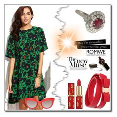 """""""green dress"""" by asiel ❤ liked on Polyvore featuring Salvatore Ferragamo"""