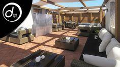 Castellammare Lounge Lounge, Patio, Interior Design, Outdoor Decor, Home Decor, Airport Lounge, Nest Design, Homemade Home Decor, Yard