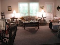 the waltons livingroom - Google Search