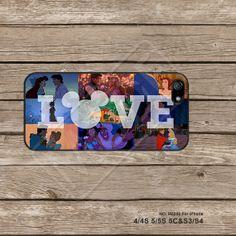 Disney Phone Cases iPhone 5C Case iPhone 5S case by CaseMode, $8.99