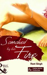 """Meet Author.ReetSingh, the woman behind the romance """"Scorched by his Fire""""..Checkout her book, read my #review and enter to win copies of her book as well as others from over 23 authors!  http://njkinny.blogspot.in/2014/07/tornado-giveaway-scorched-by-his-fire.html  #Giveaway #Romance #MultiAuthor"""
