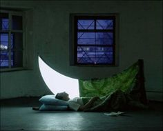 Sleeping with the Moon