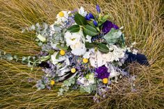 Elopement Bouquet by Crimson Wedding Flowers in Wanaka New Zealand Got Married, Getting Married, Wanaka New Zealand, Lake Wanaka, Horse Photos, Bridal Flowers, Bouquet, Plants, Pictures Of Horses
