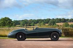 Classic Driver - 1948 Jaguar XK120