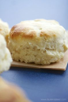 These light & fluffy Angel Biscuits are half biscuit, half roll! Seriously, the best of both worlds in one tasty package. AND, they are so darn easy to make.