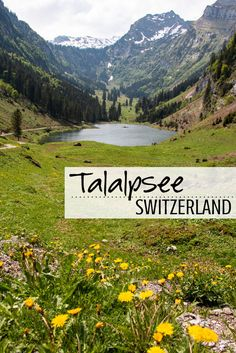 Hike to Talalp Lake & Mountain Scooter Ride Switzerland Cities, Switzerland Vacation, Mountain City, Mountain Resort, Usa Places To Visit, Beautiful Places To Visit, Picnic Area, Travel Images, Switzerland