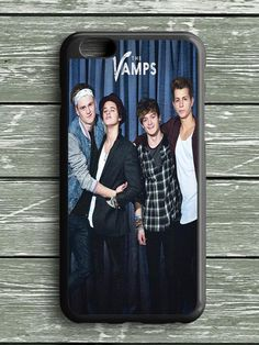 Band The Vamps iPhone 6S Plus Case