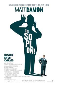 El soplón - The Informant!
