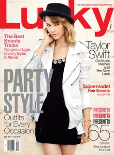 You GUYS: Taylor Swift is our Dec/Jan cover star!