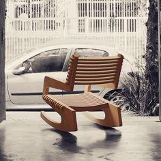 """127 Likes, 11 Comments - Mono Design (@mono.design) on Instagram: """"Novo lançamento da Mono Design, em parceria com o @studiodlux, a cadeira Balancê. Tá esperando o…"""""""
