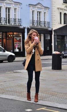 Womens Winter Outfit Ideas Collection winter outfit ideas for young women getfashionideas Womens Winter Outfit Ideas. Here is Womens Winter Outfit Ideas Collection for you. Womens Winter Outfit Ideas winter outfit ideas for ladies casual ou. Fashion Mode, Look Fashion, Fall Fashion, Fashion Stores, City Fashion, Fashion Black, Runway Fashion, Fall Winter Outfits, Autumn Winter Fashion