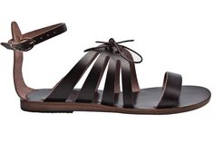 Ancient Greek Sandals Iphigenia Greek Sandal, $250, available at Hu's Shoes
