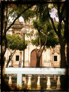 Iglesia en nandaime