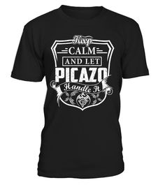 Keep Calm And Let PICAZO Handle It #Picazo