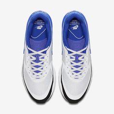 buy popular 82b89 e33fc Chaussure Nike Air Max Bw Pas Cher Femme et Homme Ultra Se Platine Pur Noir  Bleu