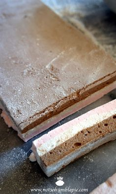 Not So Humble Pie: Neapolitan Marshmallows Recipes With Marshmallows, Homemade Marshmallows, Homemade Candies, Fudge Recipes, Candy Recipes, Dessert Recipes, Yummy Treats, Sweet Treats, Marshmallow Treats