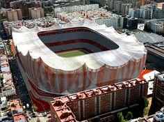 Estadio del Sevilla-España