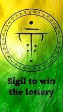 sigil for winning the lottery Magick Spells, Witchcraft, Fairy Spells, Luck Spells, Chinese Tattoo Designs, Magic Symbols, Astral Projection, Practical Magic, Winning The Lottery