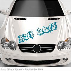 Autoaufkleber und Sticker ABI 2015 Hip Hop Style