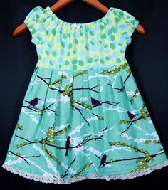 *Perch Toddler Dress. Doesn't get more adorable.