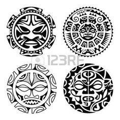 Resultado de imagen para tattoo maori no cotovelo