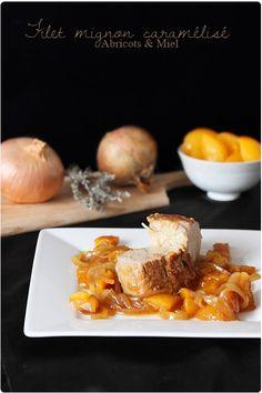 """Anciennement présentée sur mon blog, cette recette venait d'un Elle à table, rubrique """"cuisine Express"""". Je l'ai de nouveau réalisée et j'y ai apporté quel"""