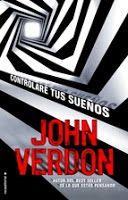 Entre montones de libros: Controlaré tus sueños. John Verdon