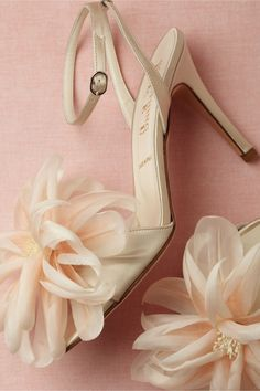 Kinship Heels from BHLDN