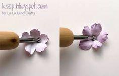 Znalezione obrazy dla zapytania kwiaty tutorial