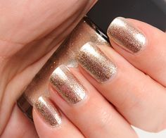 MAC nail lacquer - Sinfully Sweet. That's seriously the most beautiful nial polish i've Eveeeerr seen!!