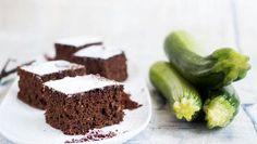 Gâteau au chocolat et courgettes Weight Watchers, un délicieux gâteau léger au chocolat et à la courgette sans beurre, facile et simple à réaliser.