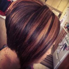 20 Highlighted Bob Hairstyles | Bob Hairstyles 2015 - Short Hairstyles ...