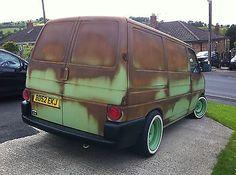 VW T4 Transporter 2.5tdi , show van , custom , hotrod , day , surf, camper