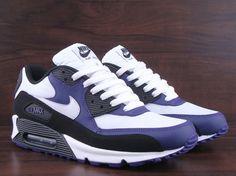 super popular d156a 382ba Nike Air Max 90 – Black New Orchid – White Nike Schuhe, Nike Mit