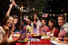 So, tomorrow's the Fourth. Think it's too late to host a bash? #BePartySmart with this great tips to pull off the best celebration ever!