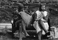 These Monty Python Behind The Scenes Photos Are Delightful