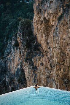 Monastero Santa Rosa Hotel ---- Amalfi coast Italy #by compassandpassport.com