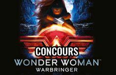 Tente de remporter un exemplaire du roman <i>Wonder Woman</i> de Leigh Bardugo en participant à notre concours !
