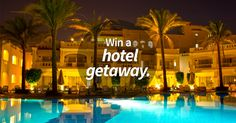 Win a FREE #Hotel Getaway from Travefy! $250 to the hotel of your choice.  Enter this #sweepstakes today at www.travefy.com/sweepstakes