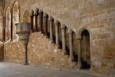 Monasterio Santa María de la huerta (Soria)